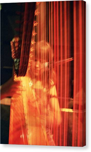 Joanna Newsom Canvas Print