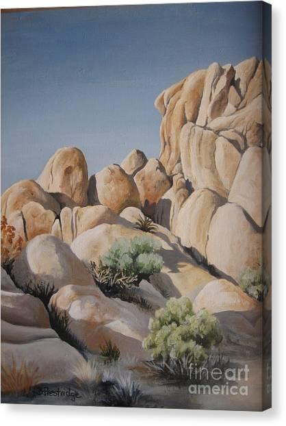 Joshua Tree 1 Canvas Print