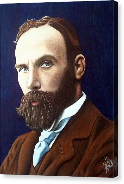 J.w. Waterhouse Canvas Print