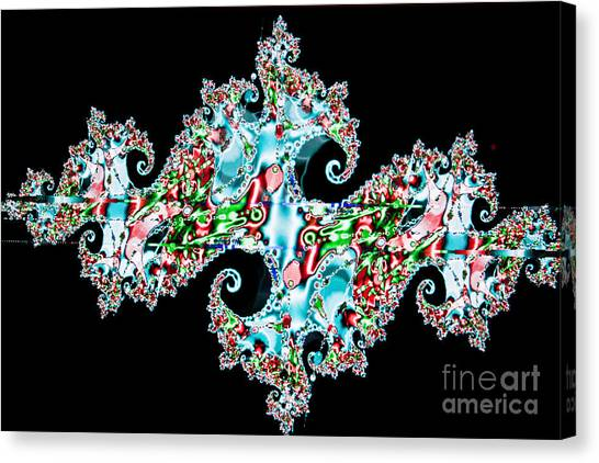 Kaleidoscope Canvas Print by Tashia Peterman