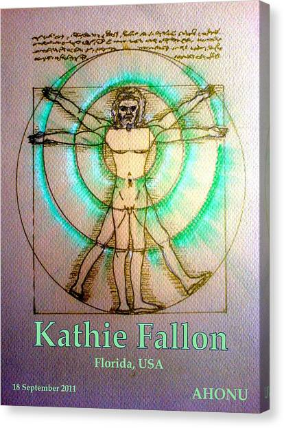 Kathie Fallon Canvas Print