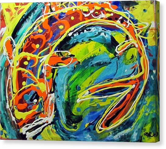 Keen Senses Canvas Print