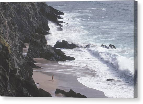Kerry Beach Canvas Print