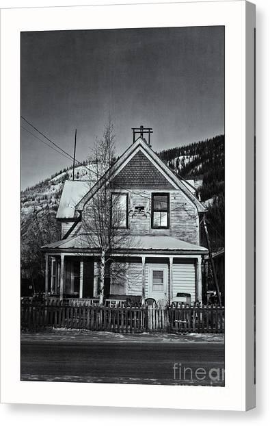 Yukon Canvas Print - King Street by Priska Wettstein