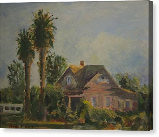 Kinoshita Farm Canvas Print