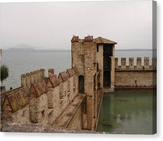 Lago Garda Canvas Print
