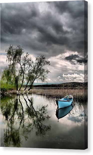 Lake - 1 Canvas Print