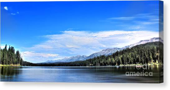 Lake Alva Canvas Print