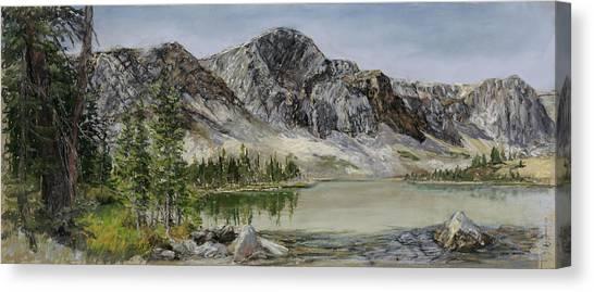 Canvas Print - Lake Marie by Susan Driver
