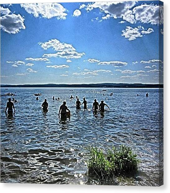 Russia Canvas Print - Lake Tavatuy. Near by Igor Che 💎