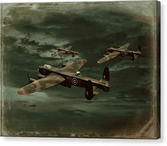 Lancaster Mission Canvas Print