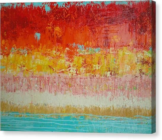 Land Of Colour 4 Canvas Print