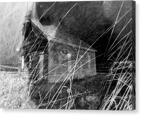 Land That Time Forgot Canvas Print by Rick Rauzi