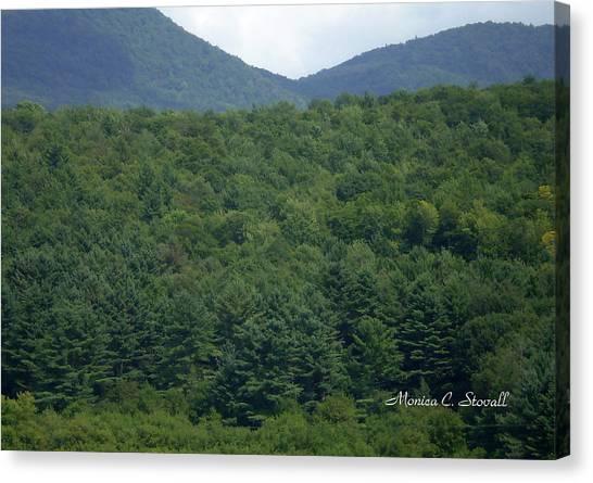 Landscape Collection - Vermont  Canvas Print