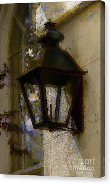 Lantern 11 Canvas Print