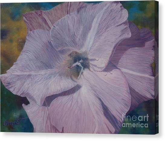 Lavender Love Spell Canvas Print