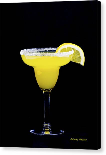 Lemondrop Canvas Print