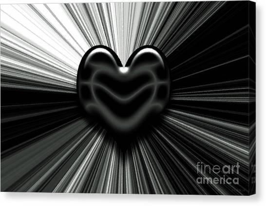 Let Love Shine Canvas Print