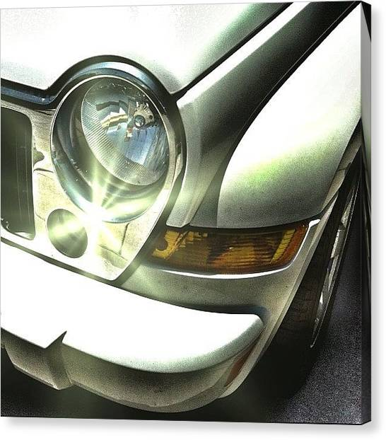 Jeep Canvas Print - Let Me Introduce You To My Jeep Jeep by Rhonda L