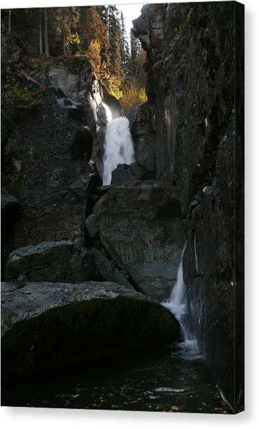 Liberty Falls Canvas Print