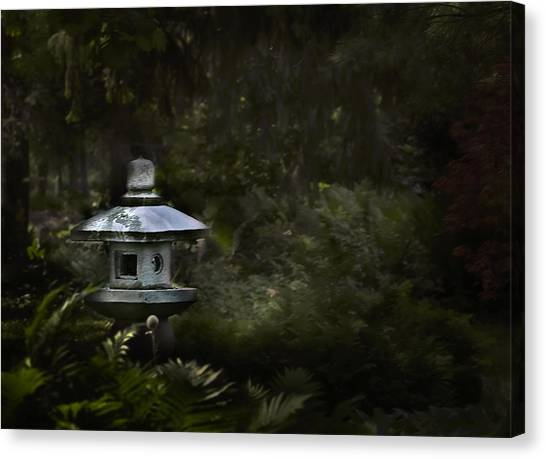 Light And Tranquility Canvas Print