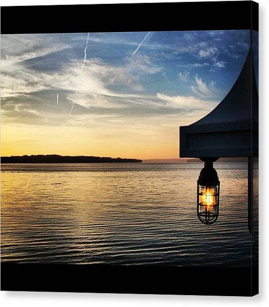 Wisconsin Canvas Print - Light Bulb.  #beautiful #scenery by Aran Ackley