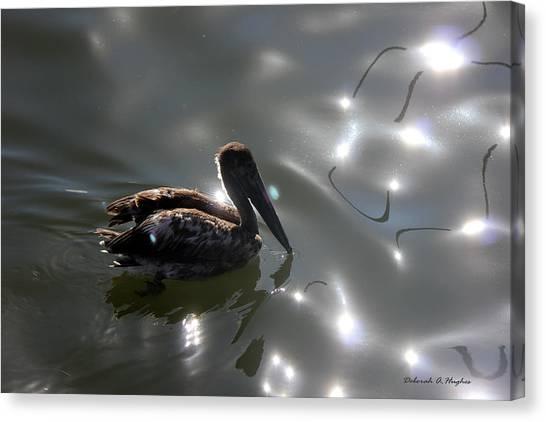 Light Dancer 2 Canvas Print
