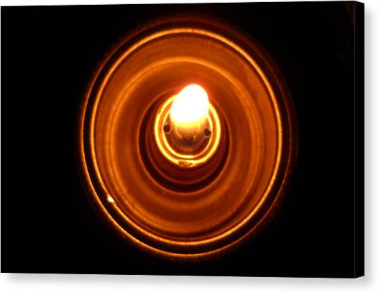 Light Canvas Print by Mille Kedlaw