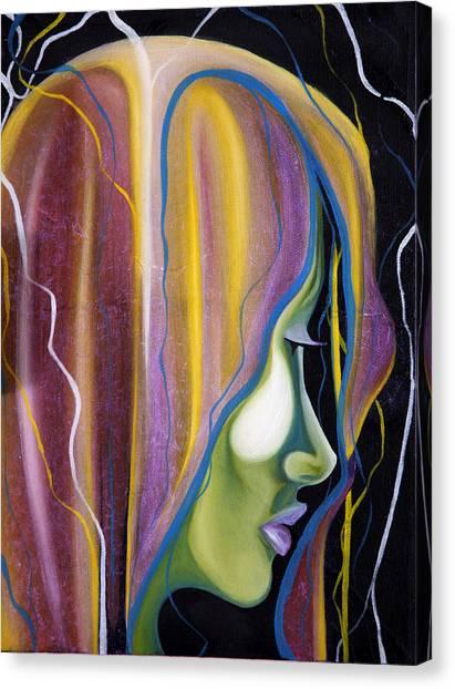 Lights II Canvas Print