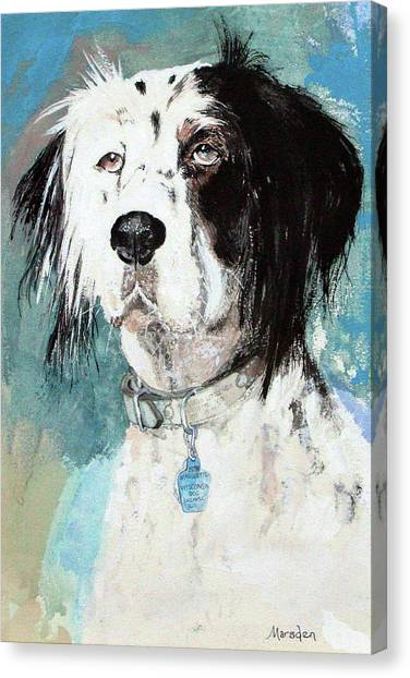 Little Nell Canvas Print