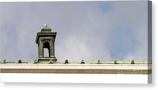Little Tower Canvas Print