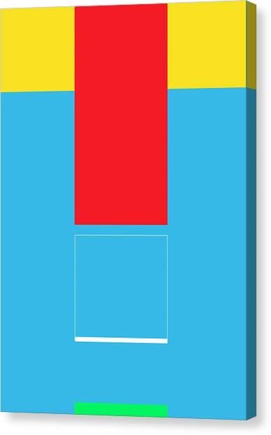 Tasteful Canvas Print - Lode by Naxart Studio