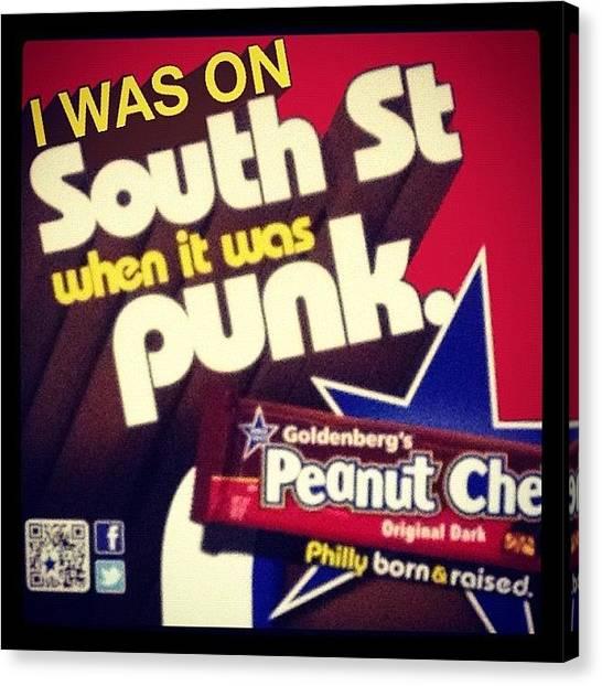 Philadelphia Canvas Print - Lol! It's The Truth!  #picoftheday by Joshua Pearson