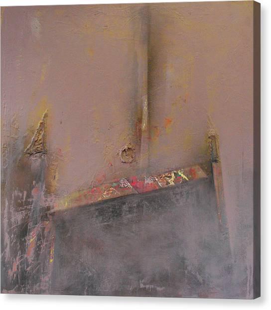 London Fog Canvas Print by Ralph Levesque