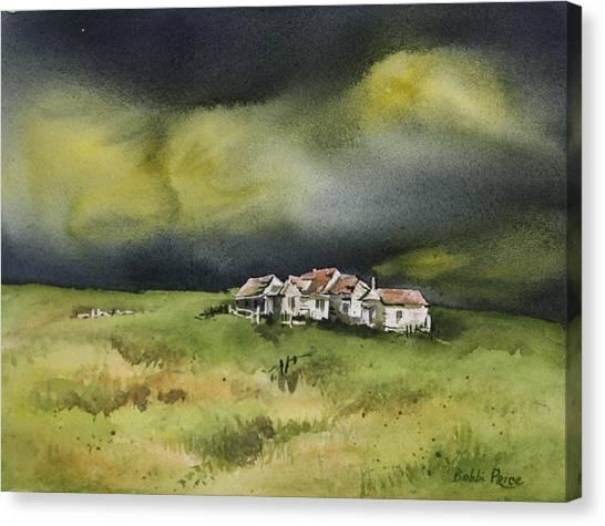 Long Forgotten Canvas Print by Bobbi Price