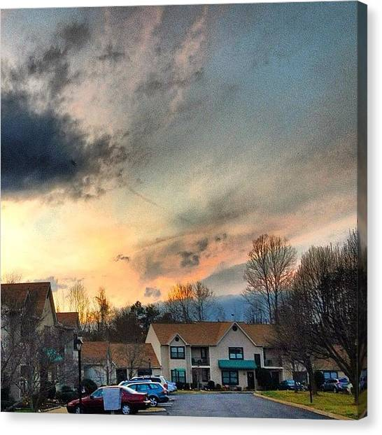 Virginia Canvas Print - Longer Days Are Here! by Manan Shah