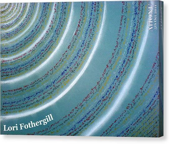 Lori Fothergill Canvas Print