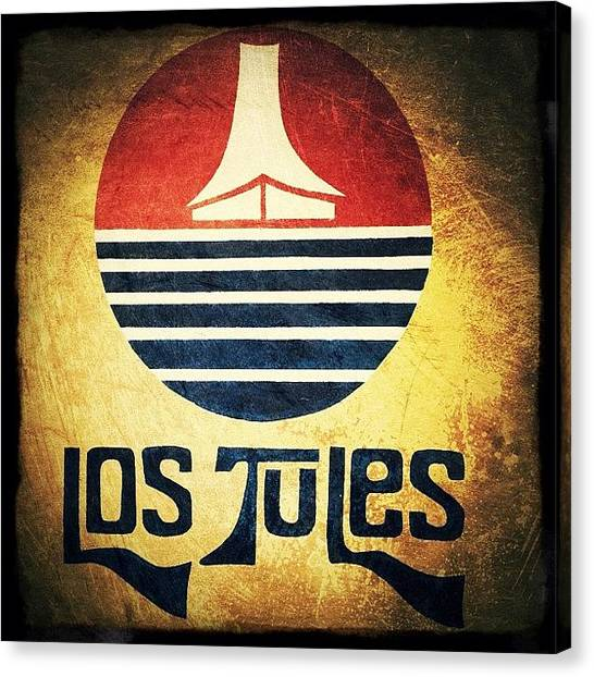 Mexican Canvas Print - Los Tules by Natasha Marco