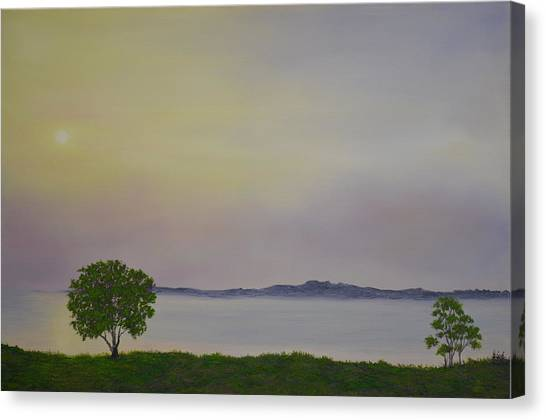 Lough Neagh N.ireland Canvas Print