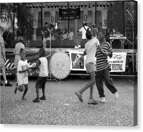 Louisiana Folklife Festival  Canvas Print