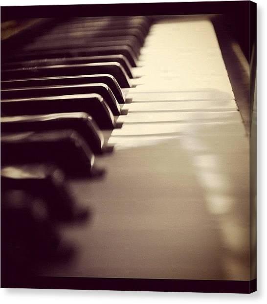 Fingers Canvas Print - #love #music #instagram #instahub by Priya Parikh