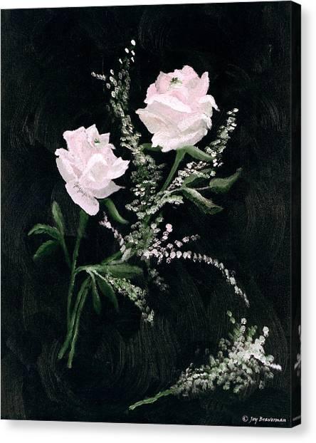 Lover's Dance Canvas Print