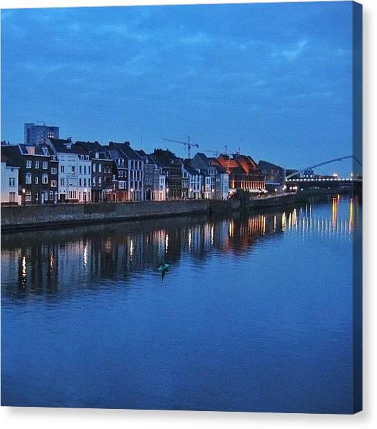 Canvas Print - Maastricht Nederland, September 2005 by Gianluca Sommella