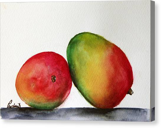 Mangos Canvas Print by Prashant Shah