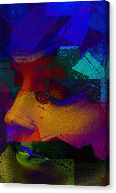 Manikin Art Canvas Print by David Taylor