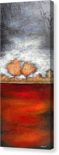 Maple's Gold 2 Canvas Print by Eric Rabbers