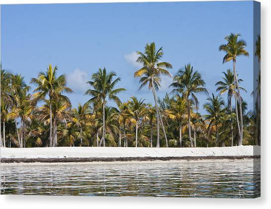 Marathon Key Canvas Print