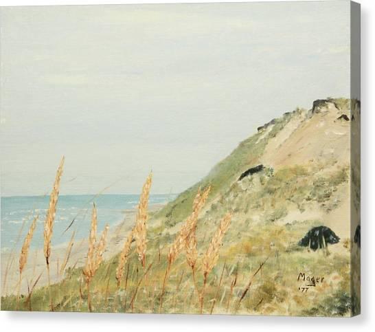 Marconi Beach Canvas Print