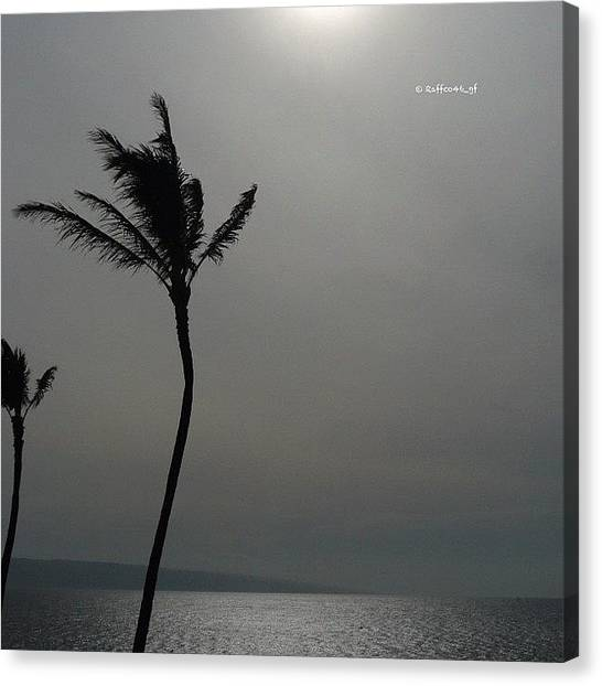 Heaven Canvas Print - Maui, A Peaceful Moment. #maui #hawaii by Raffaele Salera