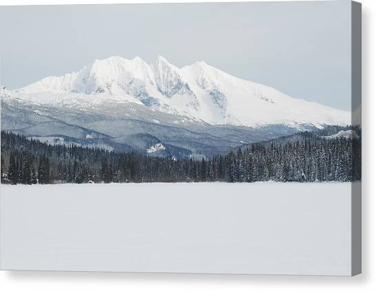 Mcdonnell Lake View Canvas Print